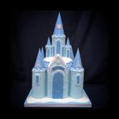 Princess Ice Castle Cake