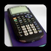 Scientific Calculator (TI-83 Plus) Cake