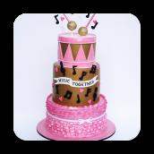 Music Together Cake