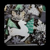 Sparkling Winter Cookies